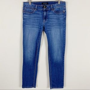 White House Black Market Slim Leg Jeans